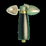 Golf-Easy, snímač s kovovými lopatkami